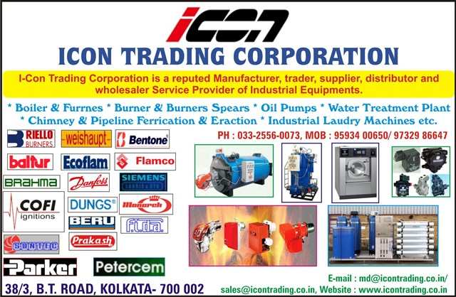 Top 10 Boiler Manufacturers & Suppliers in Kolkata